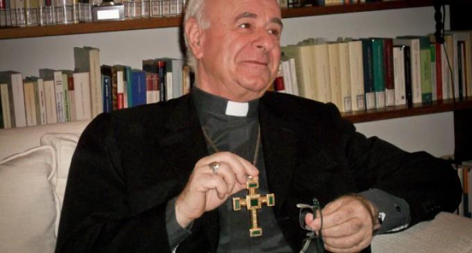 MonseñorVincenzo Paglia: 'Cuba vive una primavera de la fe que debemos apoyar'