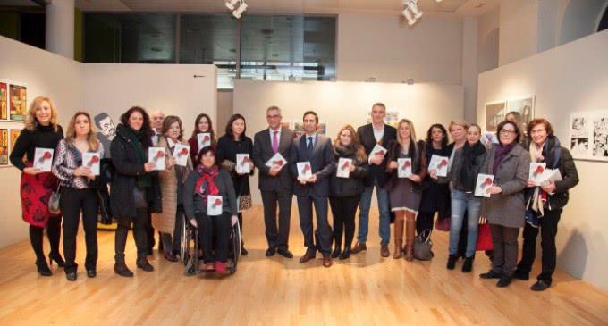 Presentación de la Estrategia contra la Violencia de Género, elaborada entre ayuntamientos, entidades y Comunidad