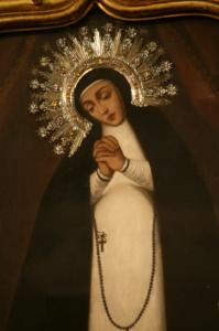 Virgen de la Paloma 1