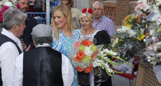 Cifuentes, en la conmemoración de la festividad de La Paloma