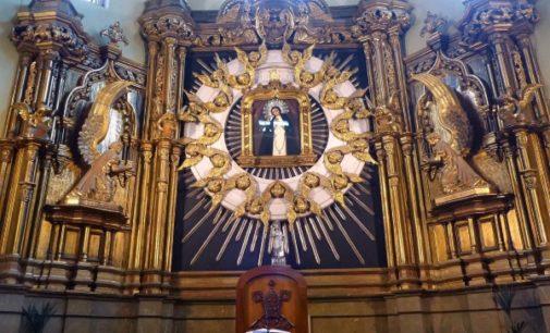 La parroquia La Paloma conmemora a su patrona con un amplio programa de actos