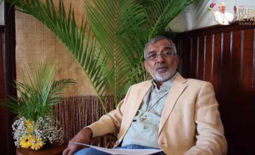 """Visita del Papa a Isla Mauricio: Dos iniciativas de la diócesis """"a favor de la ecología"""""""
