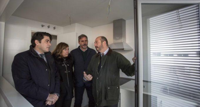 En Alcorcón finalizará próximamente la construcción de 140 viviendas sociales