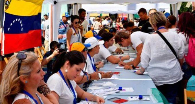 El Papa pide una solución negociada en Venezuela