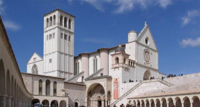Programa de la visita del Papa a Asís el 20 de septiembre