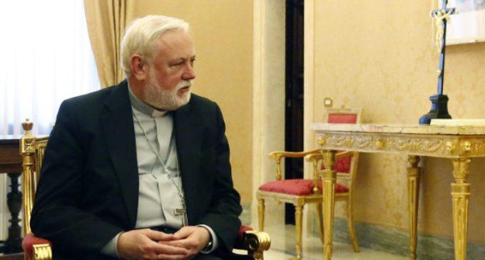 Monseñor Gallagher participa en Alemania en una reunión de la OSCE
