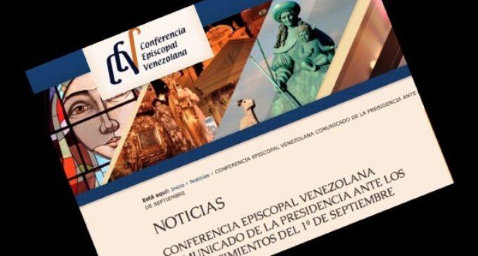 Los obispos de Venezuela piden a los dirigentes ponerse del lado del pueblo