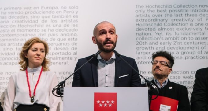 Llega a la Comunidad de Madrid 'Próxima Parada. Artistas peruanos en la Colección Hochschild'