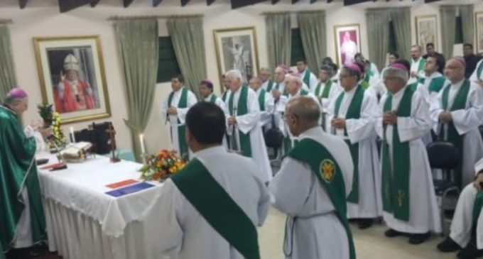 Paraguay: El Papa recibe a 17 obispos en Visita 'ad Limina'