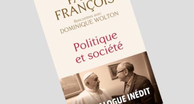 Francia: libro de entrevista al Papa del estudioso Dominique Wolton