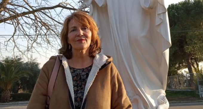 Yolanda, madre de Belén Langdon: «Mi hija está más viva que nosotros»