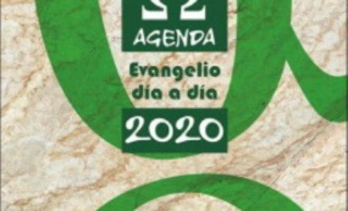 Libros: Agenda Evangelio día a día 2020, publicada por Editorial San Pablo