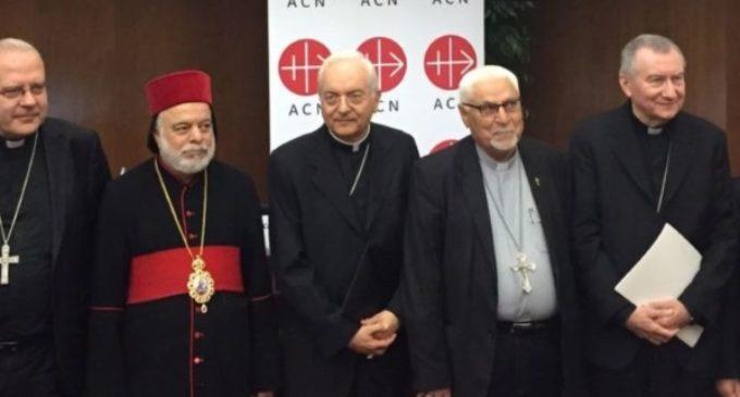 ACN presenta en Roma un plan para el regreso de los cristianos a Irak