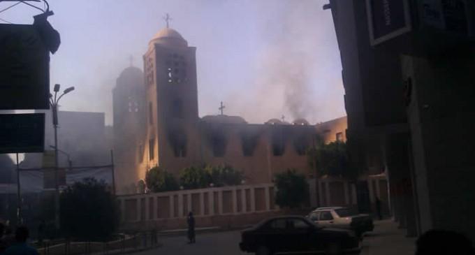 AIN proyecta construir en Egipto muros de protección  para las iglesias amenazadas por ataques islámicos