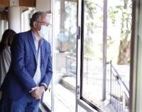 La Comunidad de Madrid invierte un millón de euros en la rehabilitación del albergue juvenil de El Escorial