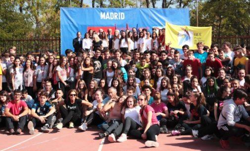 Cerca de 4.000 alumnos madrileños se benefician este curso del Programa de Institutos Deportivos de la Comunidad de Madrid