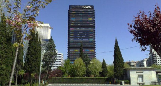 La Comunidad declara la torre del BBVA como Bien de Interés Cultural en la categoría de Monumento