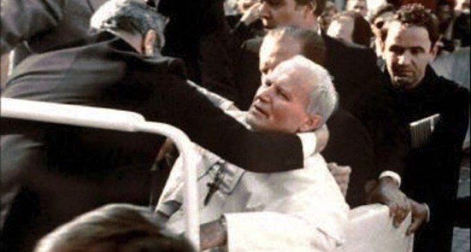 35 años después, el atentado a Juan Pablo II contado por un testigo