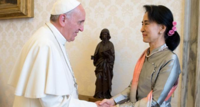 El Papa viajará a Birmania y a Bangladés (27 de noviembre-2 de diciembre 2017)