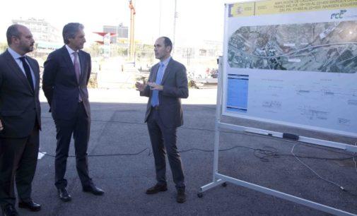 Rollán y de la Serna presentan las obras de ampliación de la autovía A-5 en Móstoles