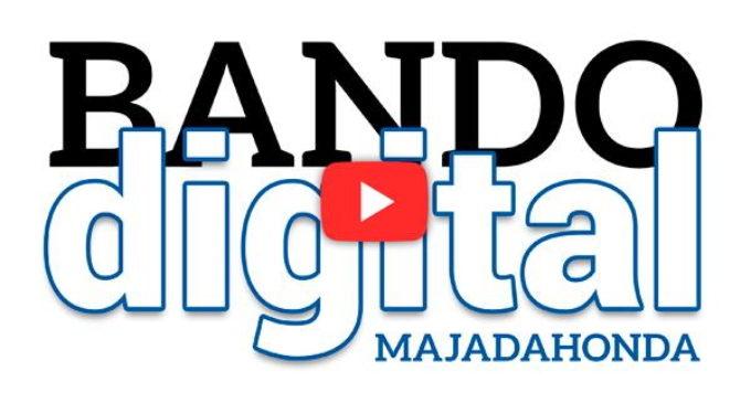 Bando Digital: Mensaje del alcalde de Majadahonda