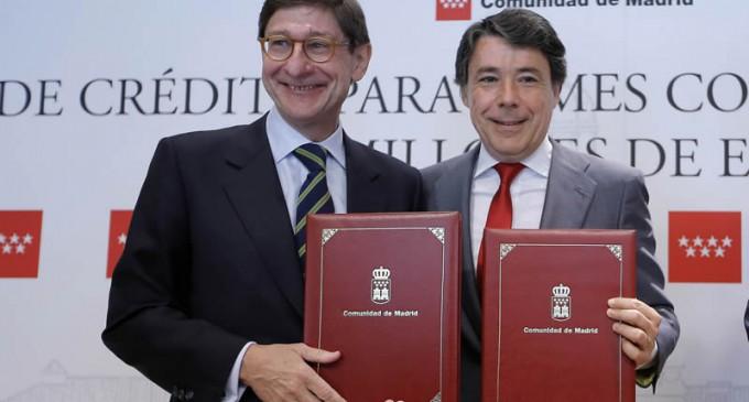 Adhesión de Bankia a la financiación de Pymes