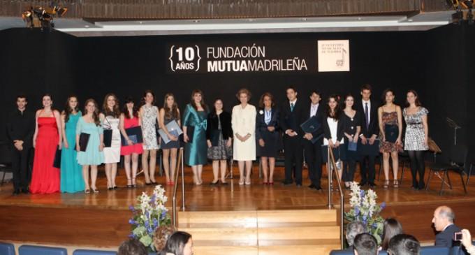 Juventudes Musicales de Madrid entrega sus becas de estudio 2013