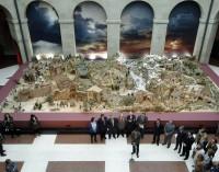 El Nacimiento de la Real Casa de Correos podrá ser visitado hasta el 6 de enero