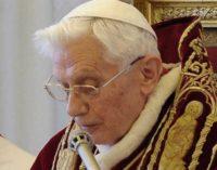 Cinco años de la renuncia de Benedicto XVI