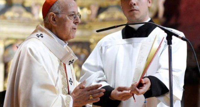 Cardenal Blázquez: «Cuando un enfermo pide la eutanasia, solicita en realidad tratado con amor»