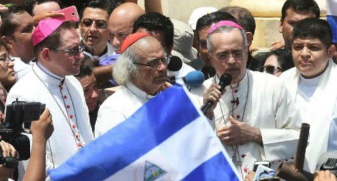 La Iglesia seguirá mediando en Nicaragua a pesar de ser blanco para los grupos parapoliciales