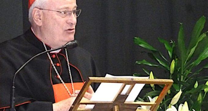 """El cardenal Bassetti: """"La Amoris Laetitia va presentada como fue escrita. No es opinable sino Magisterio"""