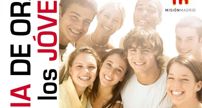Vigilia de Oración de los Jovenes