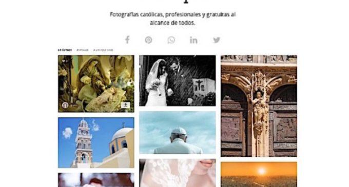 Nace Cathopic.com, fotografías profesionales y gratuitas de temas católicos