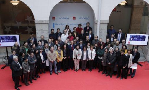 Más de medio centenar de centros escolares madrileños participan en un innovador proyecto tecnológico
