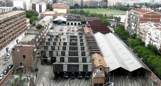 El Gobierno municipal desestima de forma unilateral el plan para soterrar las cocheras de Metro de Cuatro Caminos