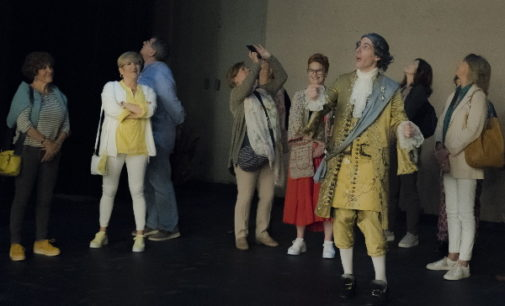 La Comunidad de Madrid recupera las visitas teatralizadas al Real Coliseo Carlos III de San Lorenzo de El Escorial