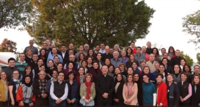 Concluye en Roma la convención internacional de los laicos de Regnum Christi