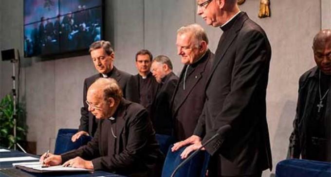 Cardenales, patriarcas y obispos de todo el mundo lanzan un llamamiento a los negociadores de la COP 21