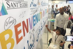 corredores humanitarios San Egidio