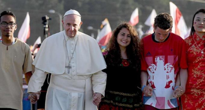 Sínodo 2018: Jóvenes del mundo se reunirán en Roma en marzo