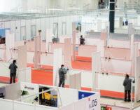 La Comunidad de Madrid abre el pabellón 7 del hospital temporal instalado en IFEMA