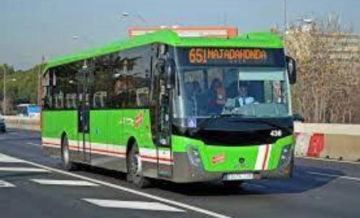 Las líneas 561 y 651 aumentan el número de expediciones para Majadahonda