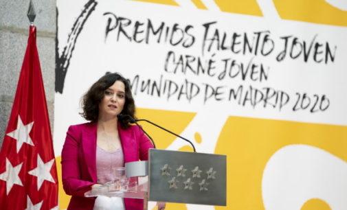 Díaz Ayuso: Libertad es tener criterio propio y oportunidades suficientes para conquistar las metas