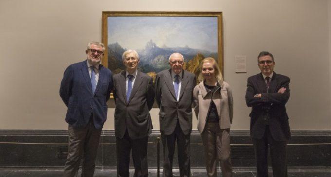 La donación de Oscar Alzaga se expone en el Museo del Prado desde el 7 de noviembre hasta el 6 de mayo de 2018