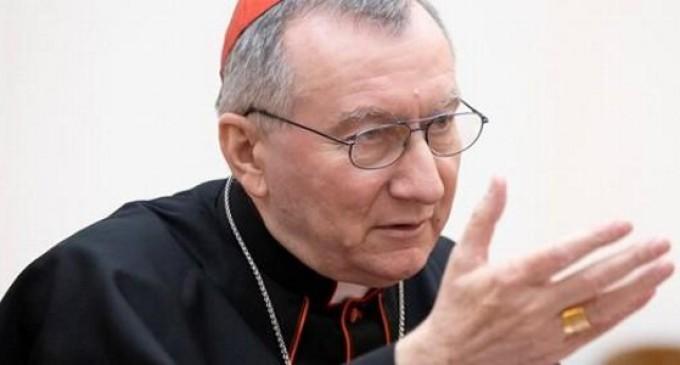 El cardenal Parolin a la Global Foundation: Fomentar una economía al servicio de nuestra casa común, el mundo.