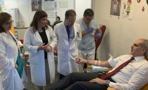 Aumenta la demanda de sangre de los hospitales a un ritmo mayor que las donaciones