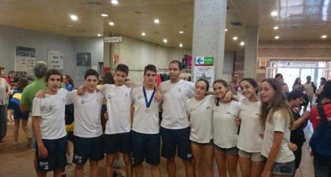 Gonzalo Romero logra la medalla de Oro en el Campeonato de España Alevín de Natación