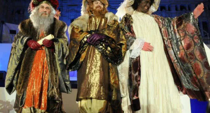 Madrid recibe con Música a los Reyes Magos de Oriente