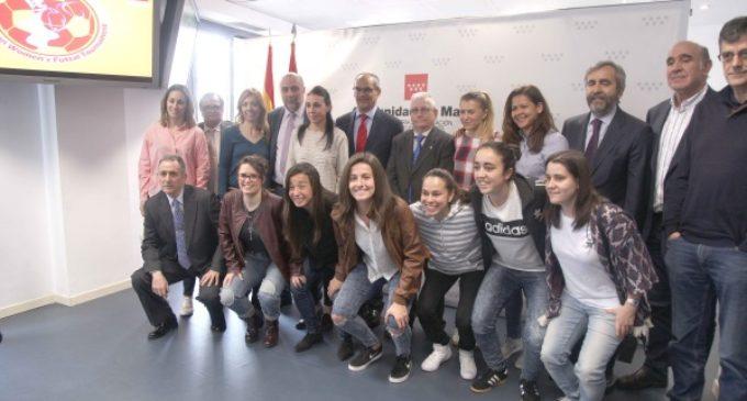 El mejor fútbol sala femenino de Europa se dará cita en la Comunidad de Madrid en abril